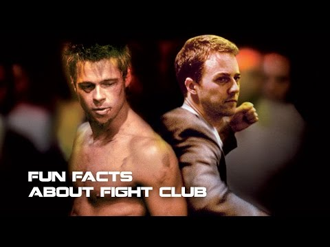 Fun Facts About Fight Club