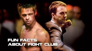 Behind The Scenes: Fun Facts About Fight Club | Making The Movie