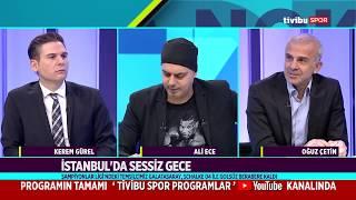 Orta Nokta I Galatasaray 0-0 Schalke 04 I Ali Ece & Oğuz Çetin & Kerem Gürel
