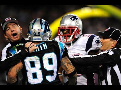 NFL WR vs. CB Fights