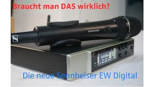 Sennheiser's neue - Sennheiser EW Digital
