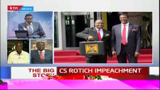 The Big Story: CS Rotich impeachment motion