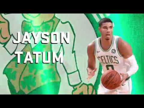Cleveland Cavaliers - Boston Celtics | Playoffs Game Highlights | Jayson Tatum clutch! NBA 2K18
