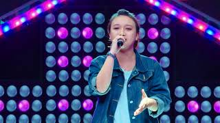 Sannidha Thapa - &quotBlown Away&quot - Blind Audition - The Voice of Nepal 2018