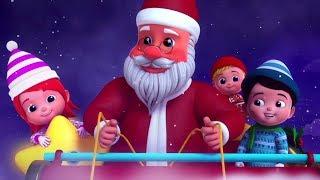 Glöckchen Klingeln   Weihnachtslied Auf Deutsch   Jingle Bells   Kinderlieder   Kids Tv Deutschland