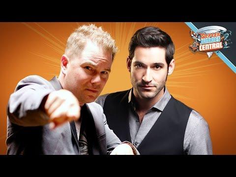 Lucifer Showrunners & Zack Stentz  LIVE @ San Diego Comic-Con 2016!