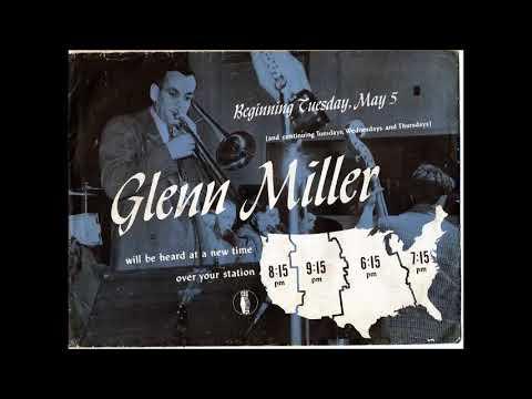 """Glenn Miller """"On The Air"""" 1940"""