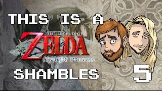 Zelda Twilight Princess - Ep 5: Poor Little Grublins