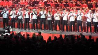 VB Concert Saturday - Hey Baby, Trombone Feature, ON WISCONSIN MARCH