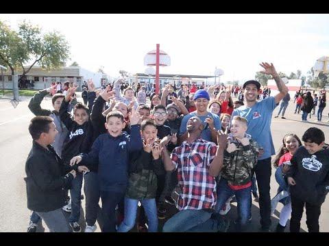 Ben Hulse Elementary School Demo