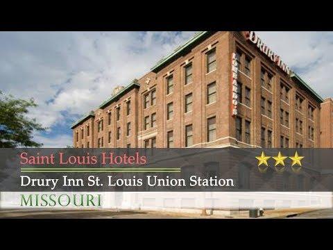 Drury Inn St. Louis Union Station - Saint Louis Hotels, Missouri