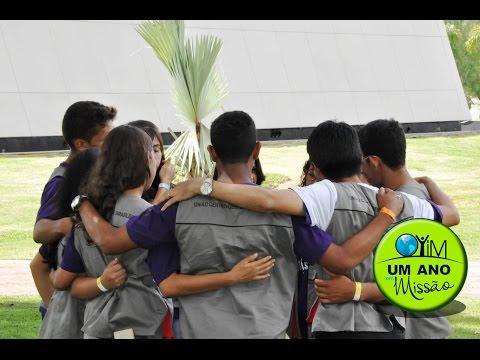 Projeto Um Ano em Missão é pioneiro no Centro-Oeste do Brasil