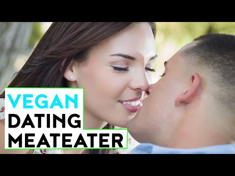 How to Live VEGAN Dating a MEATEATER