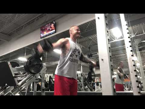 Wk 5 DB Side lateral raises