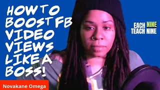 Get Ya Bars Up: Boosting FB Video Views Like A Boss!