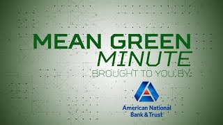 Mean Green Minute 11/11 by American Bank and Trust