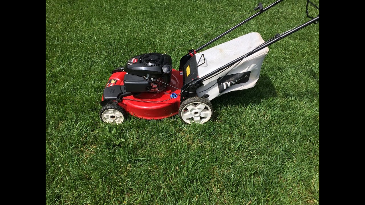 toro recycler model 20371 lawn mower kohler 6 75 engine broken rh youtube com toro 190cc recycler lawn mower manual toro recycler 22 190cc manual
