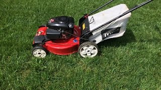 how to clean the carborator in a toro lawn mower