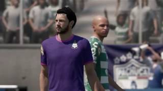 embeded bvideo Simulación #FIFA19: Santos Vs Pachuca