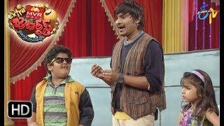 Rocking Rakesh Performance | Extra Jabardasth | 24th November 2017 | ETV Telugu