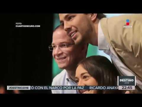 Ricardo Anaya recibió duros cuestionamientos en el ITESO   Noticias con Ciro Gómez Leyva