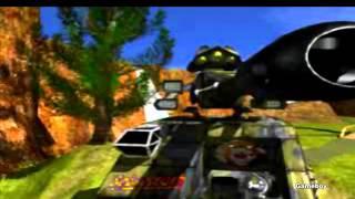 PS1 Grudge Warriors Trailer HD