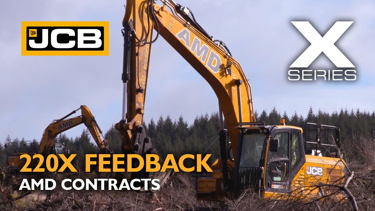 JCB X Series 220X Owner Testimonial - AMD Contracts