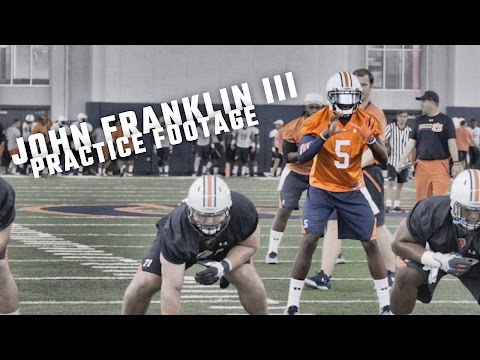 Why John Franklin III isn't Nick Marshall 2.0 – at least not yet