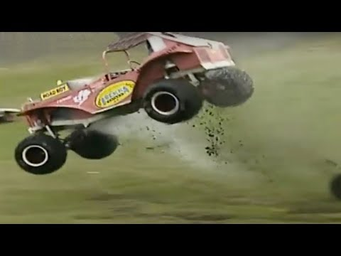 Gravity defying off road racing in Iceland - Jeremy Clarkson's Motorworld - BBC autos