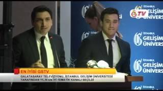 GSTV | Galatasaray Televizyonu yine ödül aldı