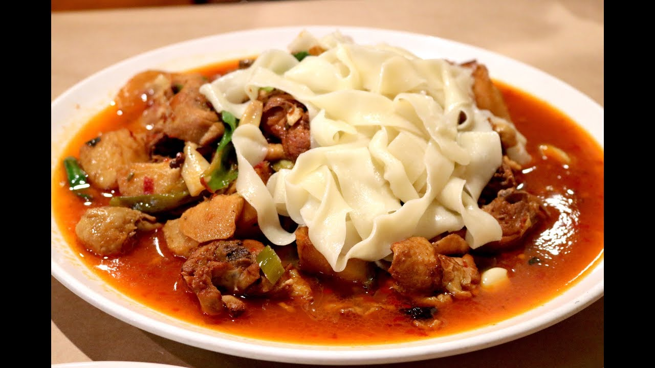Uyghur xinjiang cuisine big plate chicken da pan ji youtube uyghur xinjiang cuisine big plate chicken da pan ji forumfinder Choice Image