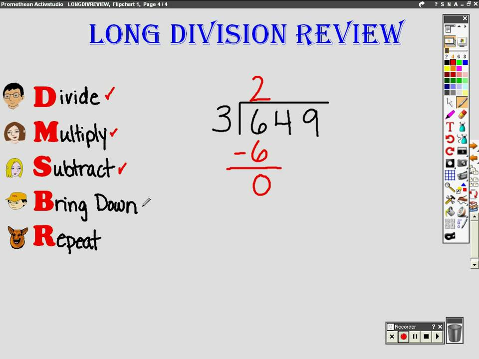 long division review youtube. Black Bedroom Furniture Sets. Home Design Ideas