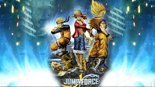 JUMP FORCE: 9 DLC Characters! Collector's Edition & Pre Order Bonus!