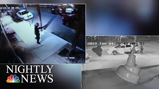 New Haven Police Shooting: Body Cam Footage Raising New Questions | NBC Nightly News