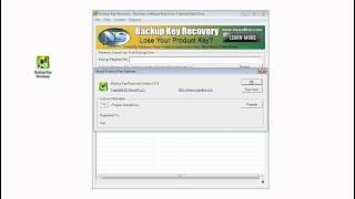 Backup Key Recovery 2.0.4