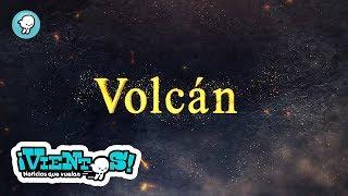 Breves: ¿Qué es un volcán?