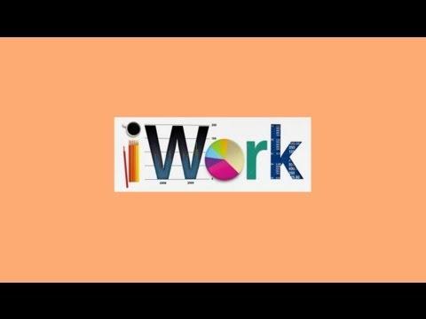 Download IWork 2013 Full ( Keynote, Pages, Numbers) Mac ITA