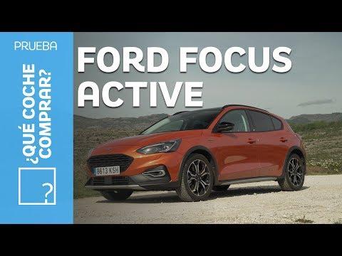 ¿Qué coche comprar? Ford Focus Active 2019 / Prueba / Review en español / Test