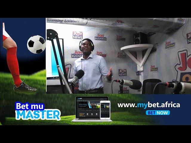 #JoySMS Sports Center on Joy FM (22-11-18)