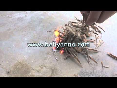 Survival Magnesium Fire Starter