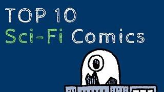 My Top 10 SCI-FI COMICS! screenshot 5