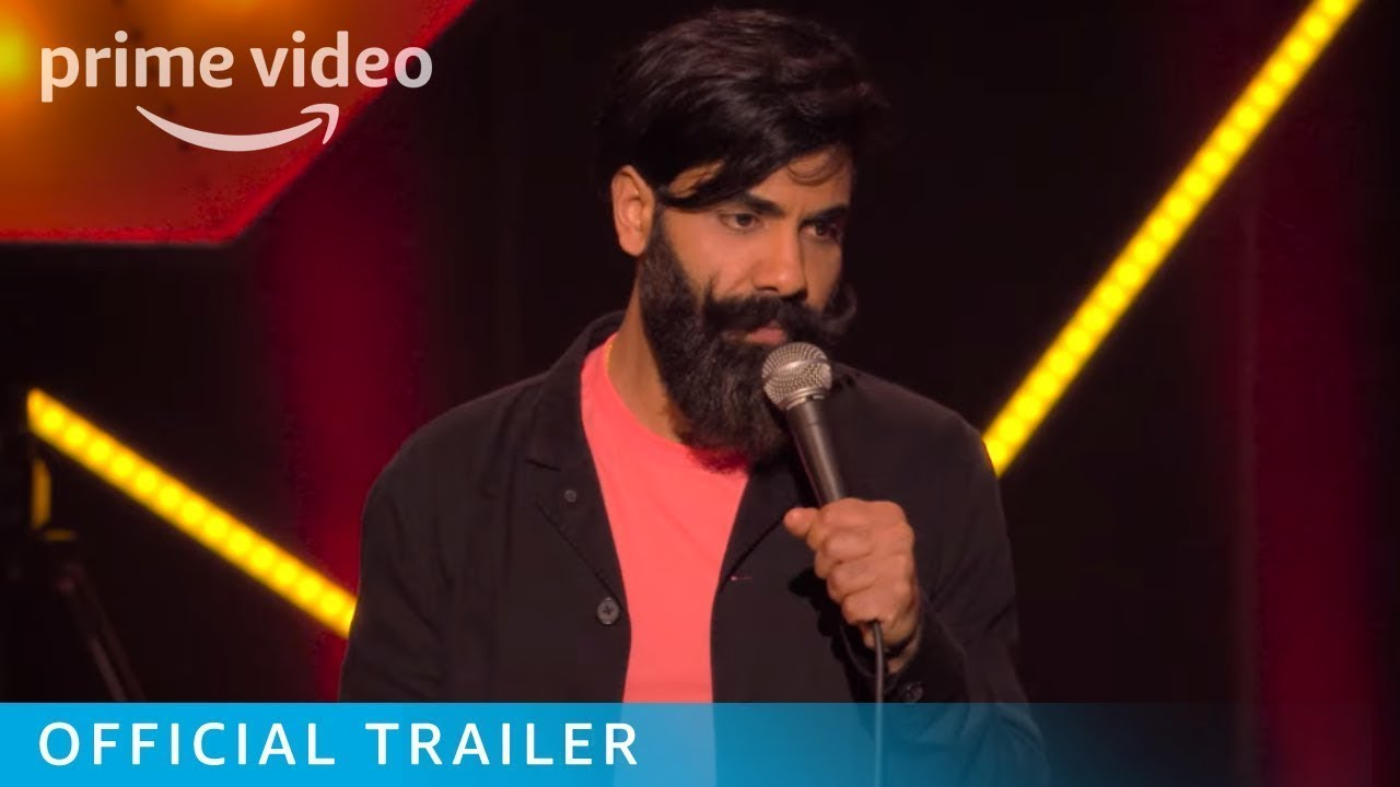 9d0f8971aacee Paul Chowdhry - Live Innit - Amazon Stand-Up - British Comedy Guide