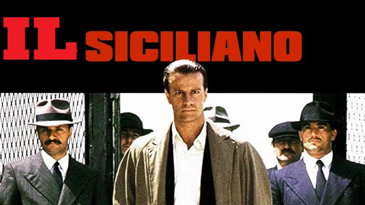 Il Siciliano Film 1987 Trailer Italiano Youtube