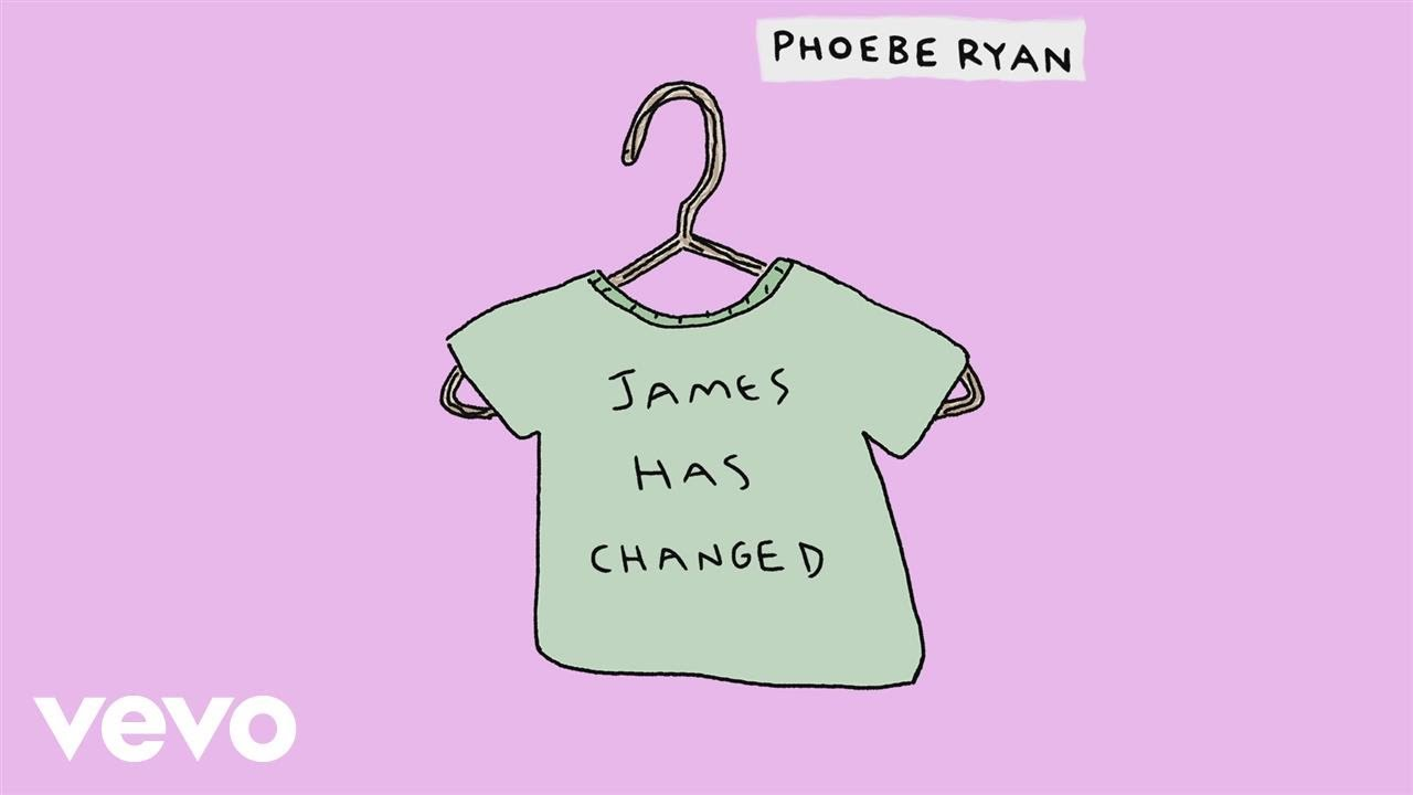 Phoebe Ryan - James Has Changed (Audio) - YouTube