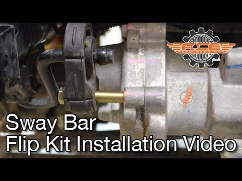 How to Install the ACE Sway Bar Flip Kit