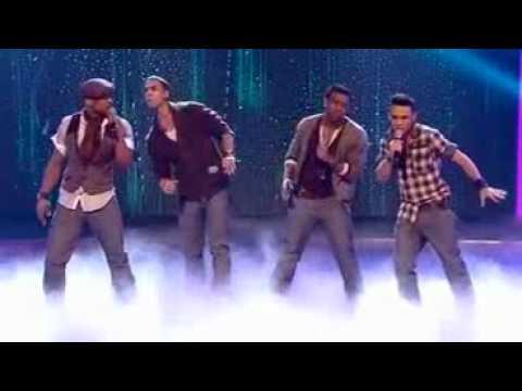The X Factor - JLS - Umbrella