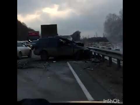 авария Новосибирс-болотное