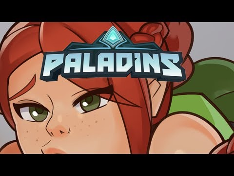 Paladins Review | The r34 Art of this Game is Pretty Good