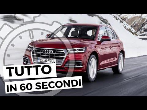 AUDI Q5 MILD HYBRID 2020 | Tutto in 60 secondi