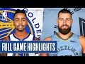 WARRIORS at GRIZZLIES | FULL GAME HIGHLIGHTS | January 12, 2020